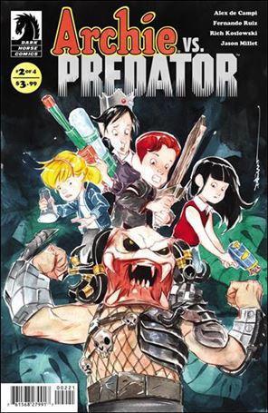 Archie vs Predator 2-B