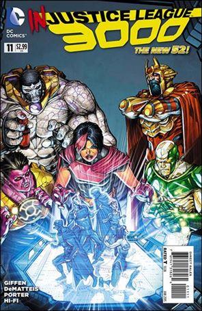 Justice League 3000 11-A