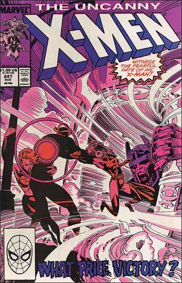 Uncanny X-Men (1981) 247-A by Marvel