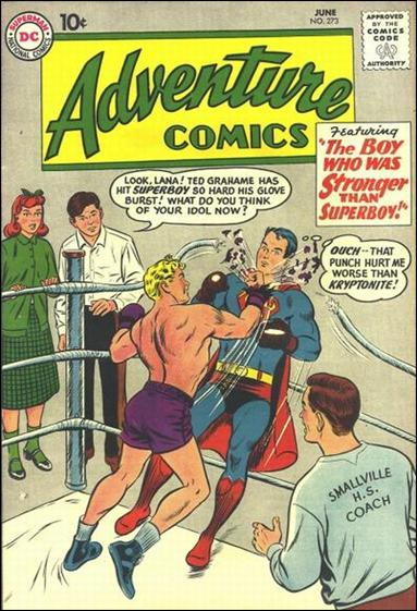 Adventure Comics (1938) 273-A by DC