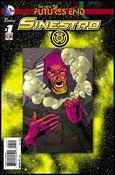 Sinestro: Futures End 1-B