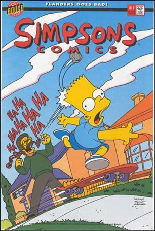 Simpsons Comics 11-A