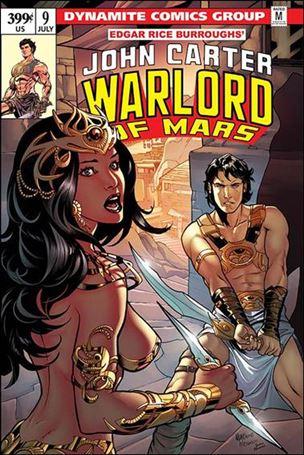 John Carter: Warlord of Mars (2014) 9-C