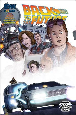 Back to the Future (2015) 1-MT