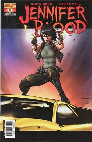 Jennifer Blood 4-C by Dynamite Entertainment