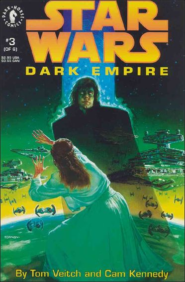 Star Wars: Dark Empire 3-A by Dark Horse