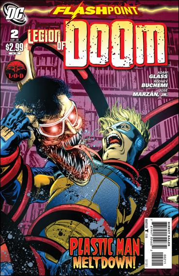 Flashpoint: Legion of Doom 2-A by DC