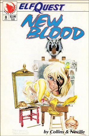 Elfquest: New Blood 8-A