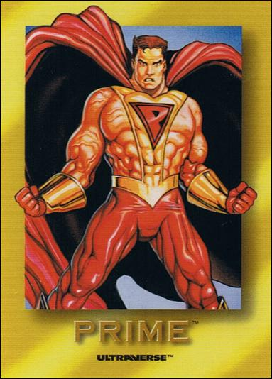 Ultraverse: Series 1 (Rookies Subset) R1-A by SkyBox