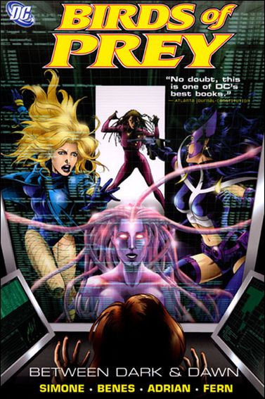 Birds of Prey 5-A by DC
