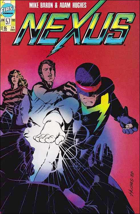 Nexus (1985) 57-A by First