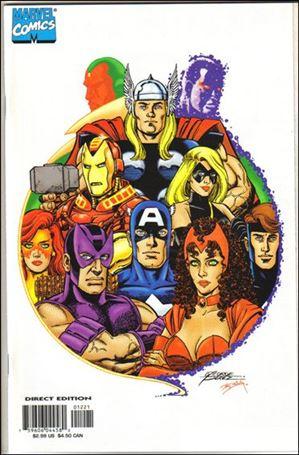 Avengers (1998) 12-B