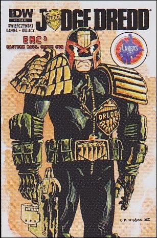 Judge Dredd (2012) 1-LM by IDW