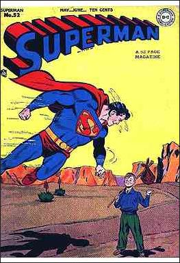 Superman (1939) 52-A by DC