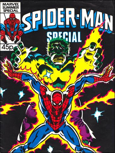 Spider-Man Summer Special (UK) nn8-A by Marvel UK