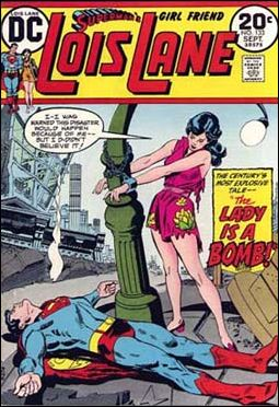 Superman's Girl Friend Lois Lane 133-A by DC