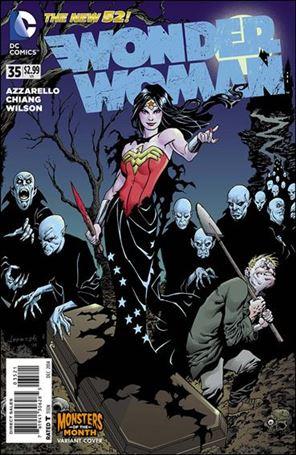 Wonder Woman (2011) 35-B
