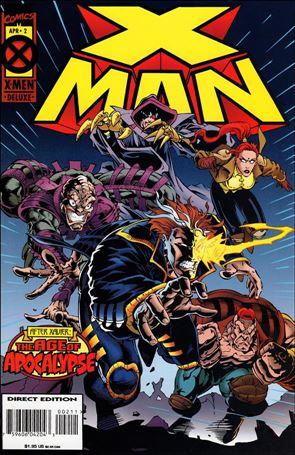 X-Man 2-A