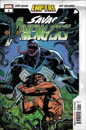 Empyre: Savage Avengers 1-A