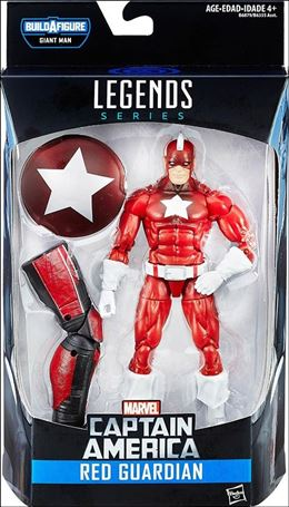 Marvel Legends Series: Captain America (Giant Man Series)  Red Guardian