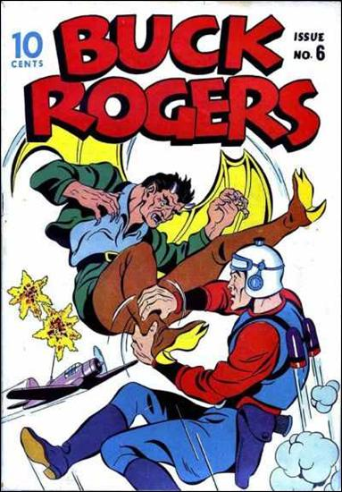 Buck Rogers (1940) 6-A by Eastern Color