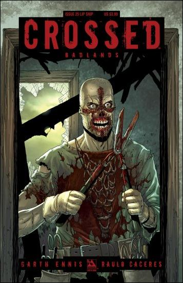 Crossed: Badlands 25-H by Avatar Press