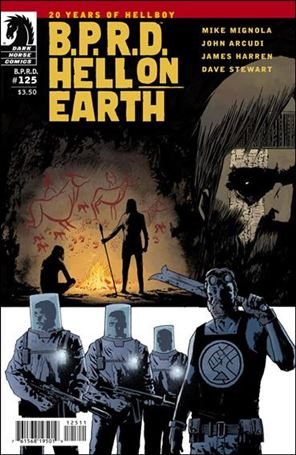 B.P.R.D. Hell on Earth (2012) 125-A