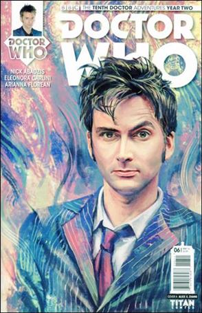 Doctor Who: The Tenth Doctor Year Two 6-A