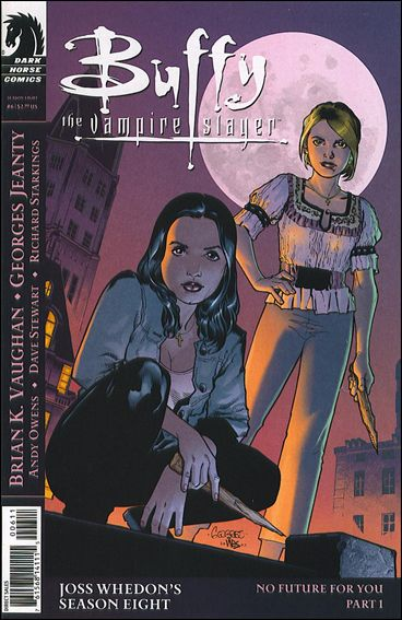 Buffy the Vampire Slayer Season Eight 6-B by Dark Horse