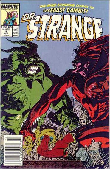 Doctor Strange, Sorcerer Supreme 8-A by Marvel