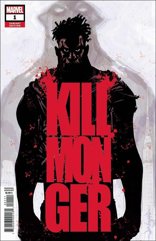 Killmonger 1-C by Marvel