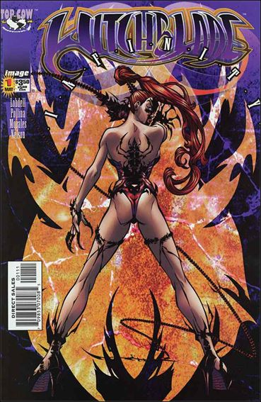 Witchblade Infinity 1-A by Top Cow