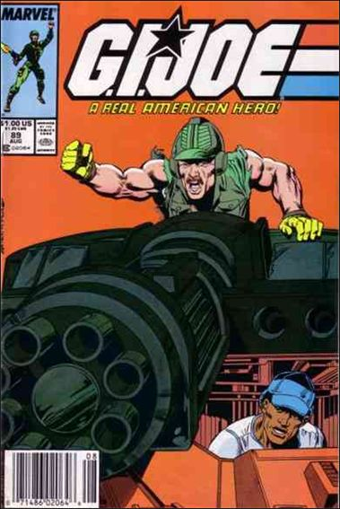 G.I. Joe: A Real American Hero 89-A by IDW