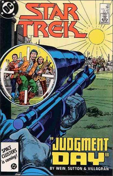 Star Trek (1984) 32-A by DC