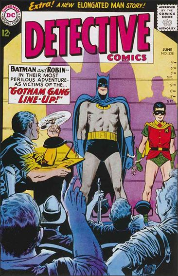 Detective Comics (1937) 328-A by DC