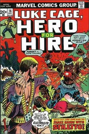 Hero for Hire 16-A