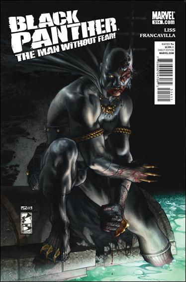 Black Panther: The Man Without Fear 514-A by Marvel