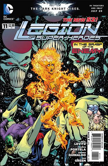 Legion of Super-Heroes (2011) 11-A by DC