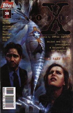 X-Files (1995) 38-A