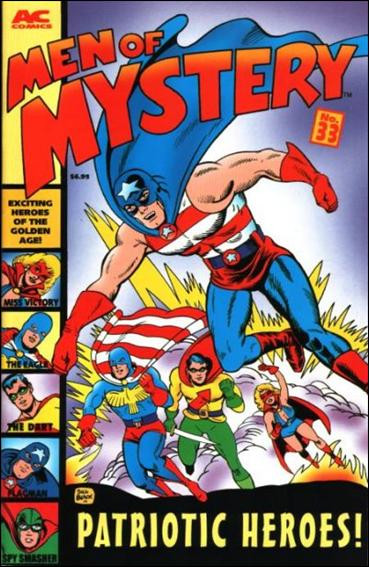 Men of Mystery 33-A by AC