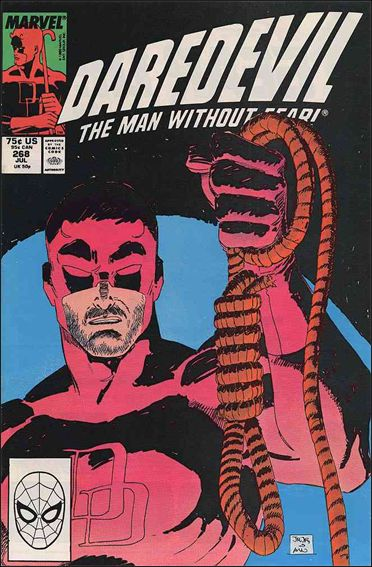 Daredevil (1964) 268-A by Marvel