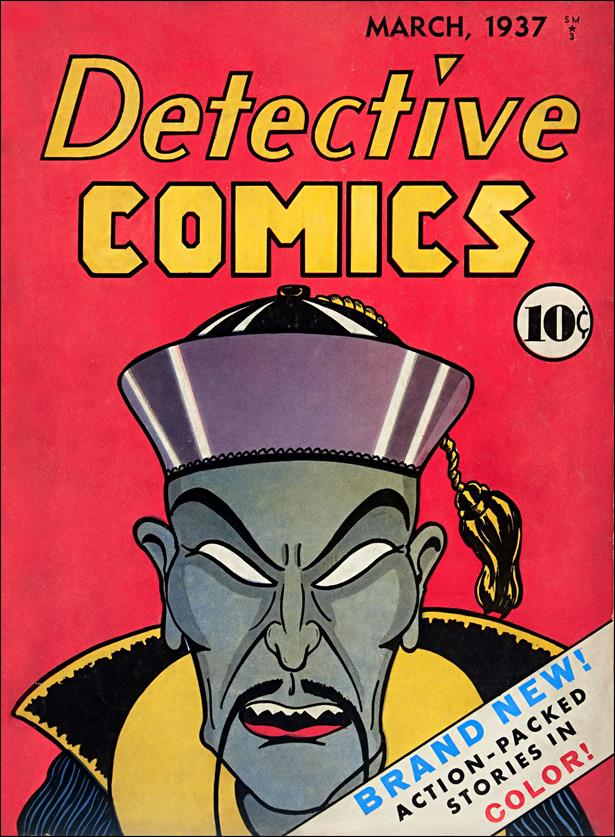 Detective Comics (1937) 1-A by DC