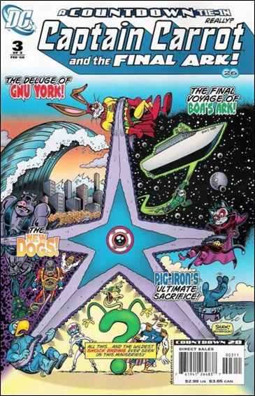 Captain Carrot and the Final Ark 3-A by DC