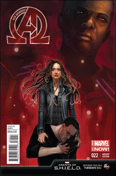 New Avengers (2013) 22-B by Marvel