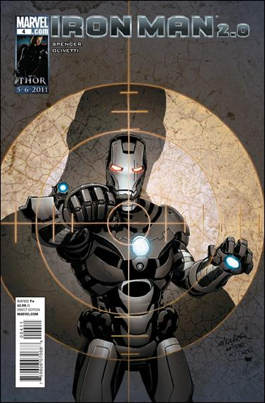 Iron Man 2.0 4-A by Marvel
