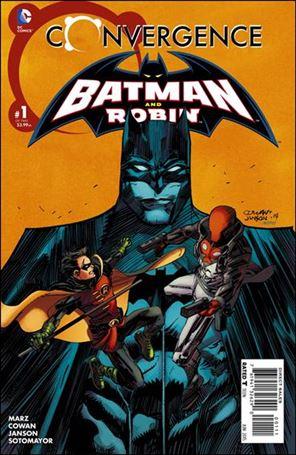 Convergence Batman and Robin 1-A