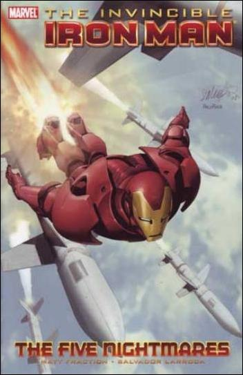 Invincible Iron Man 1-B by Marvel