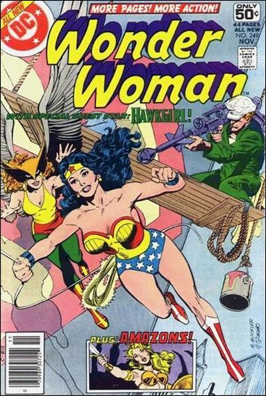 Wonder Woman (1942) 249-A by DC
