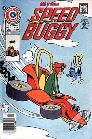 Speed Buggy 7-A by Charlton