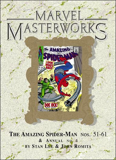 Marvel Masterworks: The Amazing Spider-Man 6-B by Marvel